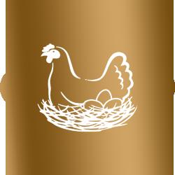 Для кур яичных пород